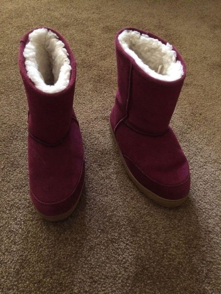 Chooka Brand Ugg Boots Size W9 #UGGAustralia #MidCalfBoots #Casual