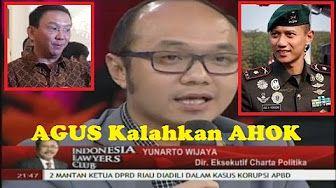 Ruhut Sitompul NG4MUK BENT4K karni ilyas singgung ahok terus ilc 25 oktober 2016 - YouTube