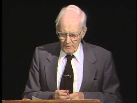 Lecture 16 - Book of Mormon - 2 Nephi 1-4 Atonement - Hugh Nibley - Mormon