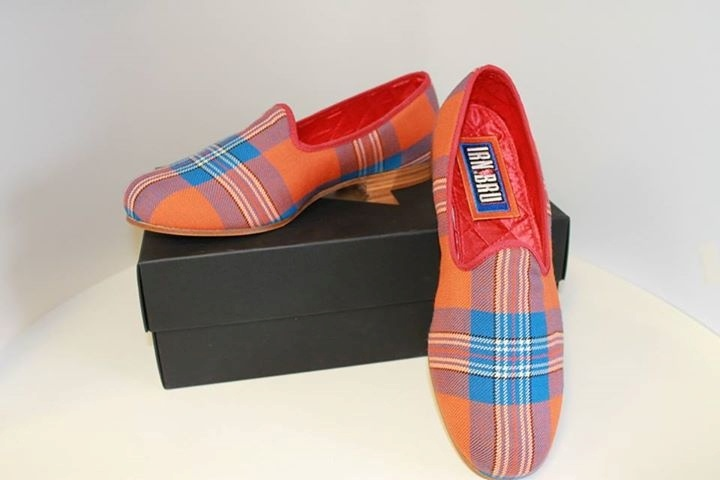 Irn Bru slippers - what's not to love!