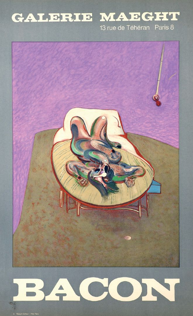 Bacon, Francis - Galerie Maeght