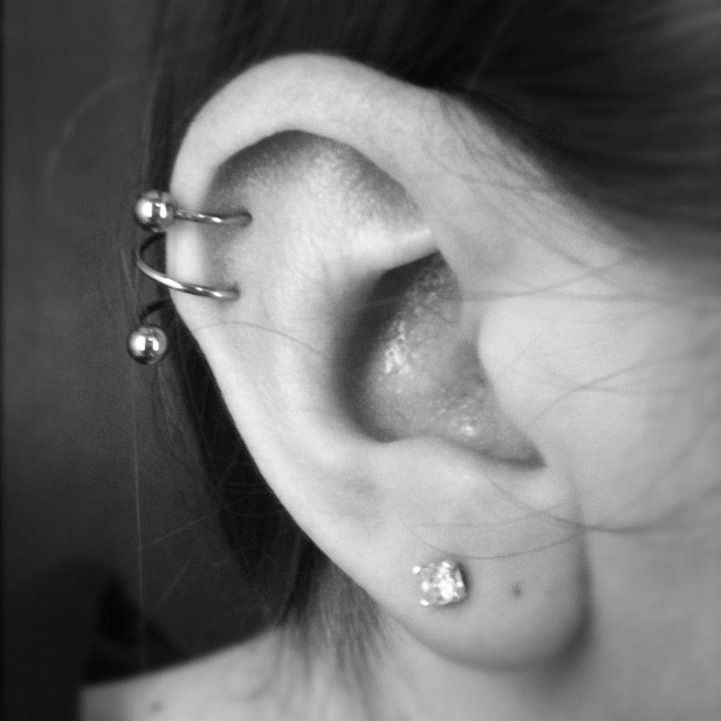 91 best Ear Piercing I...
