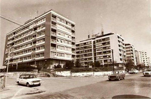 Akatlar, Etiler (1970'ler) #istanlook #istanbul #nostalji #birzamanlar