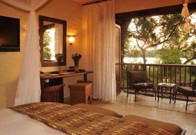 david livingstone hotel zambia  | The David Livingstone Safari Lodge, Victoria Falls