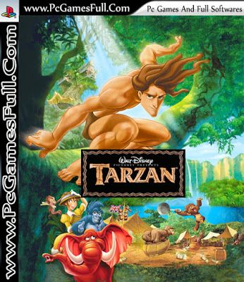 disney tarzan game for pc full version