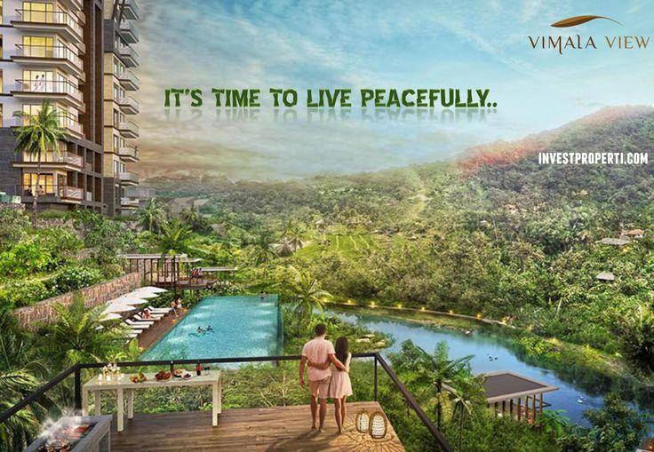 Vimala VIew Kondominium @ Vimala Hills Bogor.