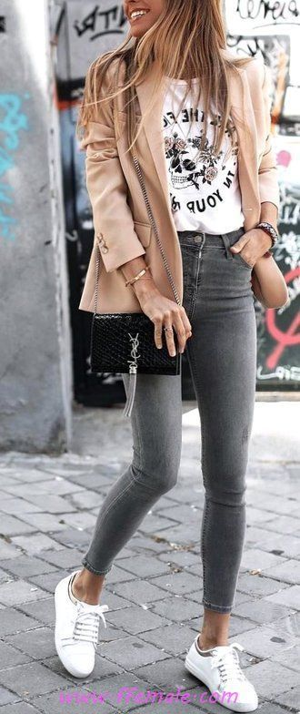 100 Dressy Fall Outfit Ideas You'll absolutely love #autumn #fashion #outfits