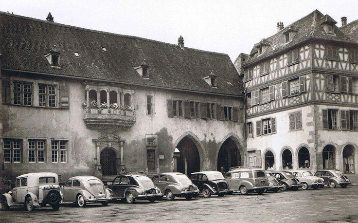 Le Corps de Garde dans les années 1960