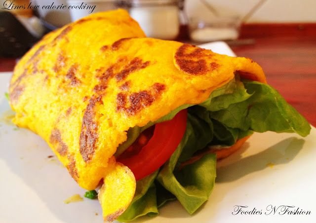 Gulerods wraps - Foodies N Fashion