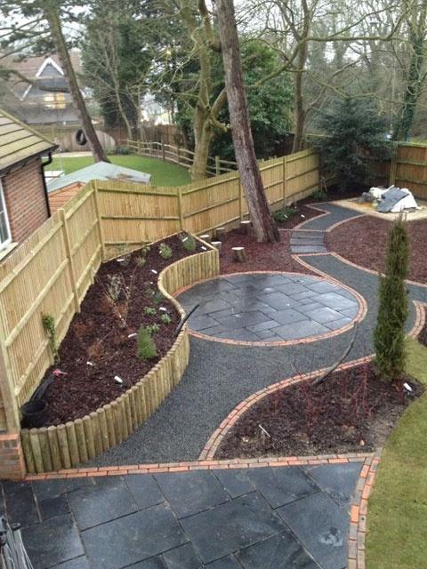 Contemporary Garden Ideas Uk 76 best contemporary garden ideas images on pinterest