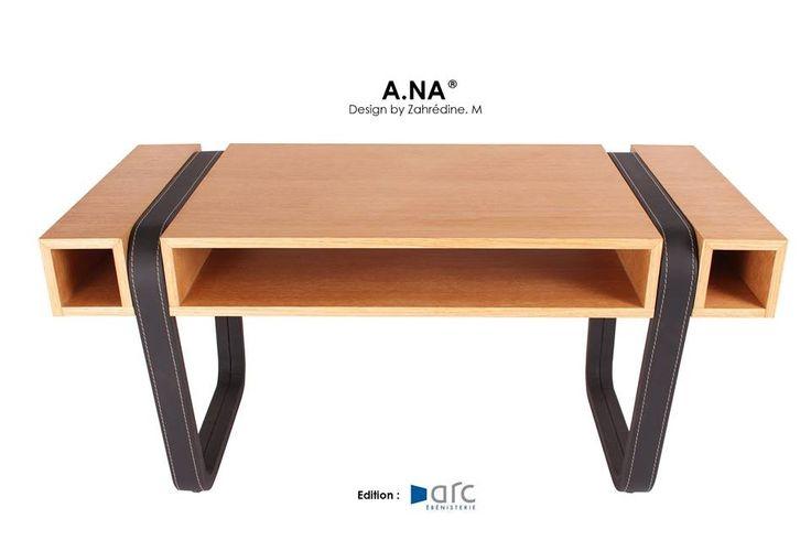 A.NA design by Zahrédine. M