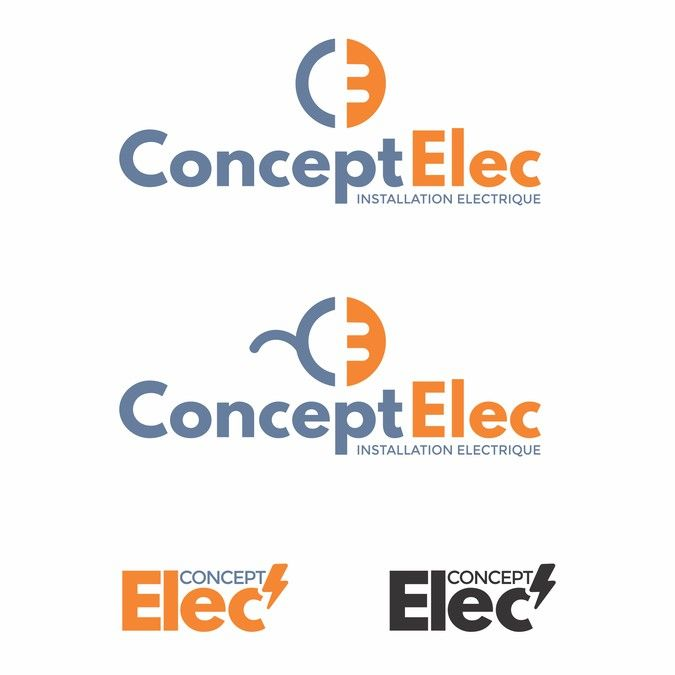 Electrician Company Seeking for a Awesome LOGOTYPE :) by Herea Costin