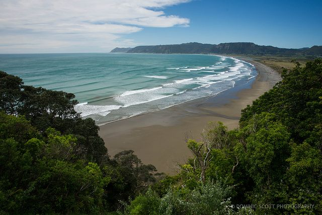 Overlooking Te Araroa - East Cape New Zealand   Flickr - Photo Sharing! by Dominic Scott Photography
