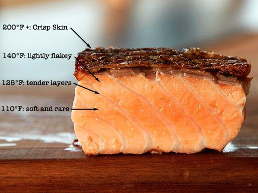 pan-roasting perfect salmon • serious eats