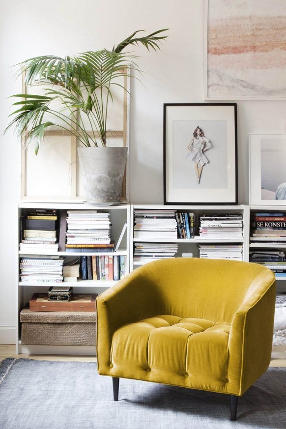 Interior Color Trends 2020 Mustard Yellow In Interiors And Design
