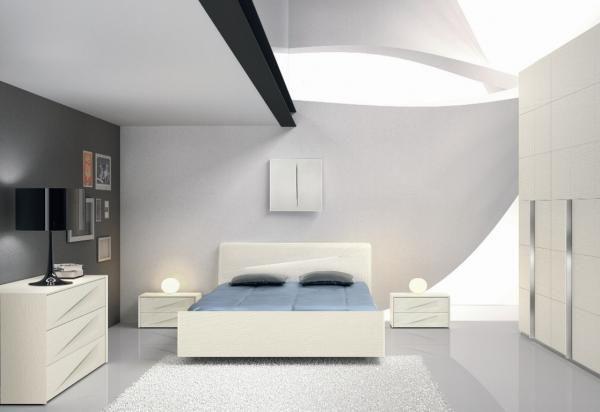 SMA Mobili Spa Modern Letto Genesis Bed