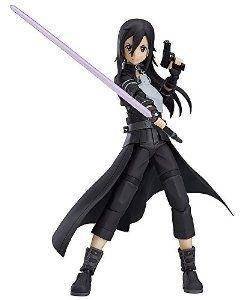 Amazon.com: Max Factory Sword Art Online II: Kirito (Gun Gale Online Version) Figma Action Figure: Toys & Games