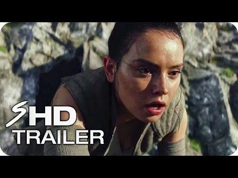 STAR WARS: THE LAST JEDI Official Trailer (2017) Mark Hamill Sci-Fi Action Movie HD - YouTube