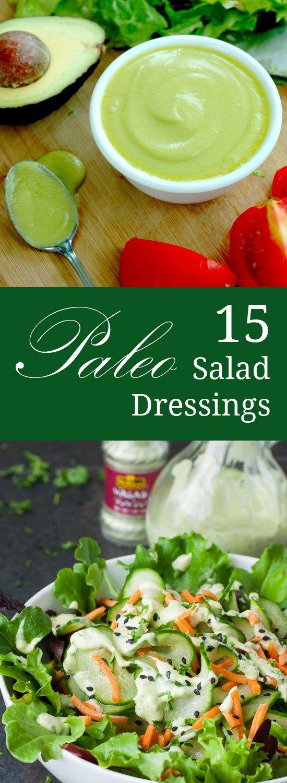15 Paleo Salad Dressings | Only Taste Matters
