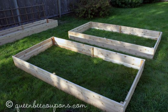 Best 25 Building Raised Garden Beds Ideas On Pinterest