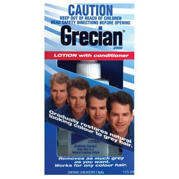 Grecian 2000 Lotion 125ml - Chemist Warehouse