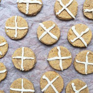 I Quit Sugar - Hot Cross Bun Cookies