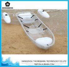 Bigbang杭州<span class=keywords><strong>クリアカヤック</strong></span>小さな綱引きボート釣りカヤックペダルグラスファイバーボート船体用販売安いカヤック販売