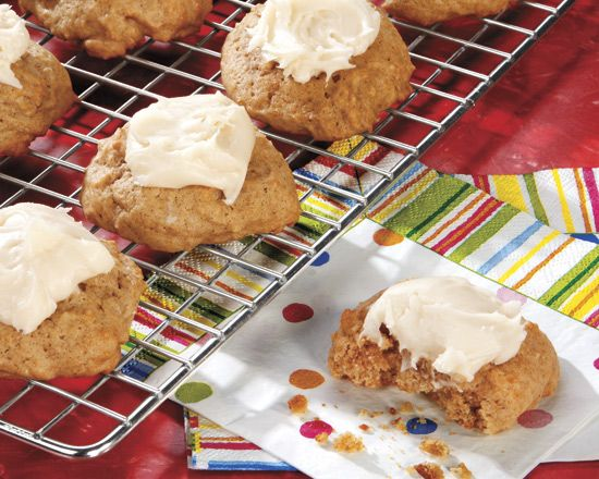 Brown Sugar Applesauce Cookies - Recipes at Penzeys Spices