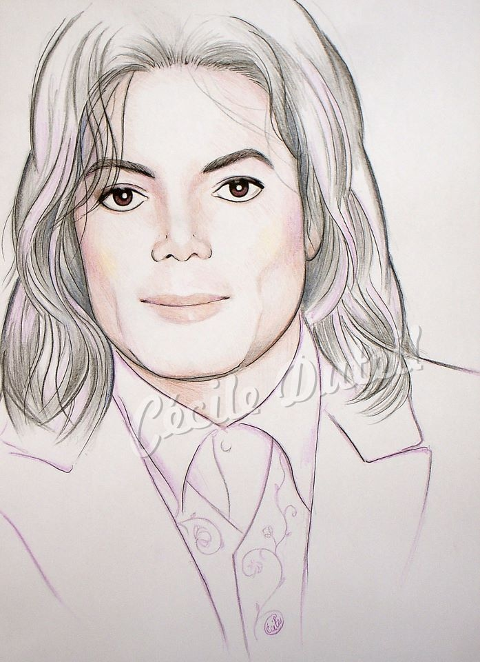 107 best Drawing of Michael Jackson images on Pinterest ...