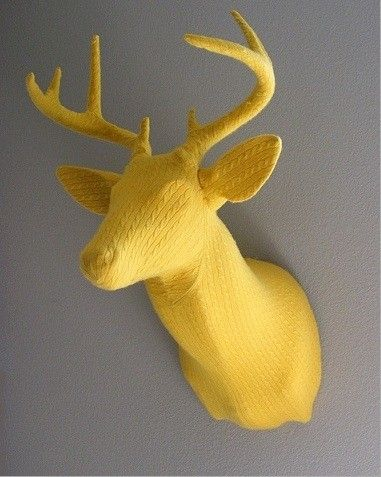 14 best Deer heads images on Pinterest | Deer heads, Animal heads ...