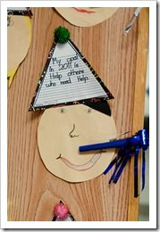 Great activity for the kids, have small bags with activities for every hour - 1st: Draw yourself that year. 2nd: Add new years hat.  3rd: A goal for 2012 & new year's resolution.