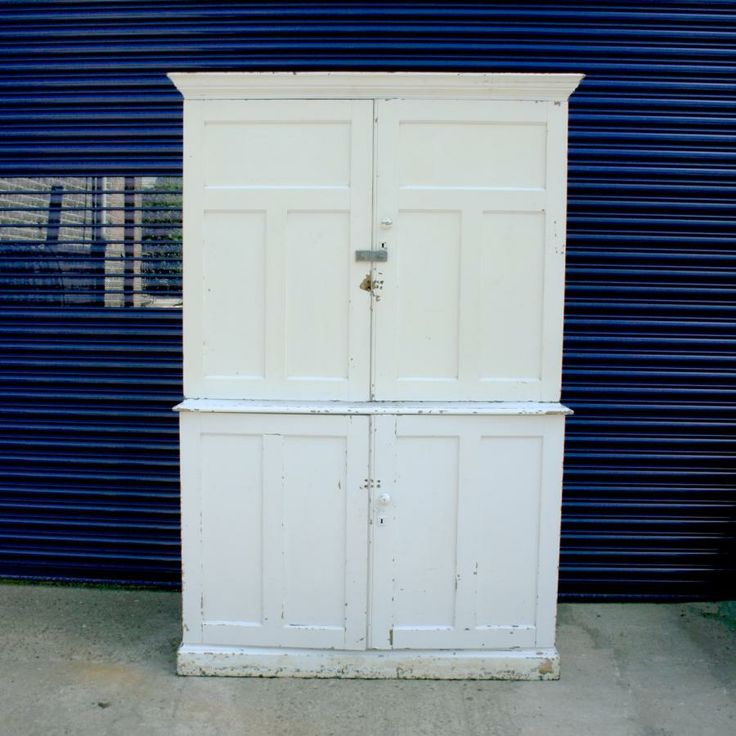 Vintage cupboards for sale on SalvoWEB from Architectural Forum in London [Salvo code