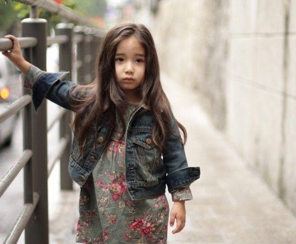 5 Ulzzang Kids Girls Rank: Christina Fernandez Lee 4