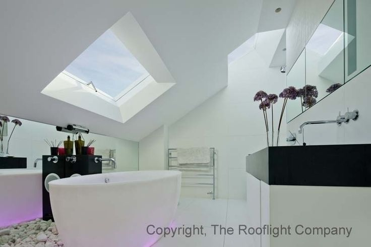 Kensington Mews House Gallery   the Rooflight Company