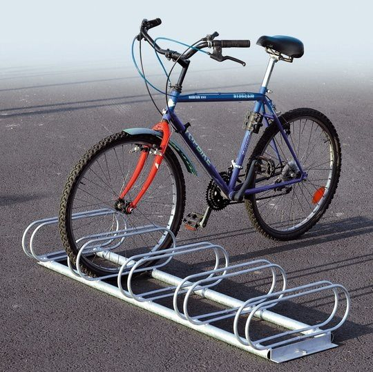 Eco 5 Space Cycle Stand | Street Furniture Direct