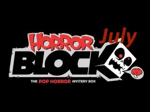 Horror Block July