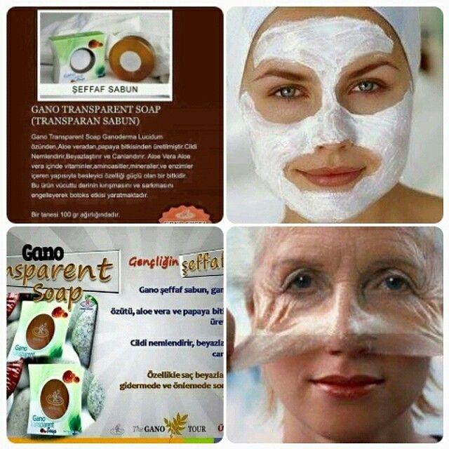 GanoExcell soap