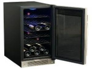 spt under counter wine and beverage cooler 32 bottles