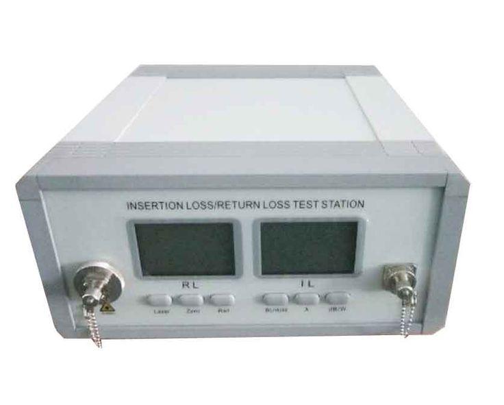 Insertion Loss & Return Loss Tester