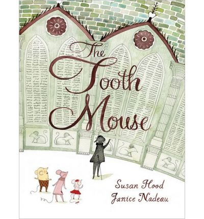 This finely rendered fable introduces readers to the Tooth Mouse, France's version of the tooth fairy, and to Sophie, a sweet young mouse who must prove she is brave, honest and wise enough to take over this important job.