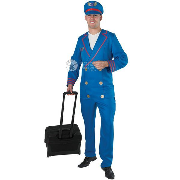 Pilotin asu standardikokoisena. Lentäjä tai pilotti on henkilö, jolla on koulutus, viranomaisen myöntämä lupa (lentolupakirja) ja lääketieteellinen kelpoisuus ohjata eli lentää ilma-alusta. #naamiaismaailma