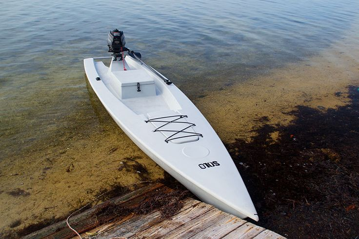 Would make for a perfect dinghy for a solo houseboater for Solo fishing canoe