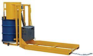 $812.00 - $1,778.00 * Powered #Forklift Drum Trash Can Dumper