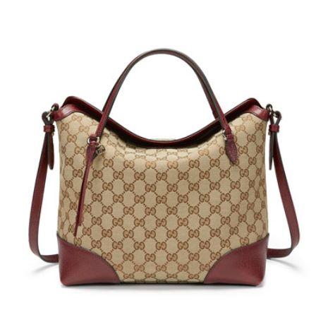 GUCCI: ORIGINAL GG CANVAS FLAP SHOULDER BAG Rent now at www.ArmGem.com