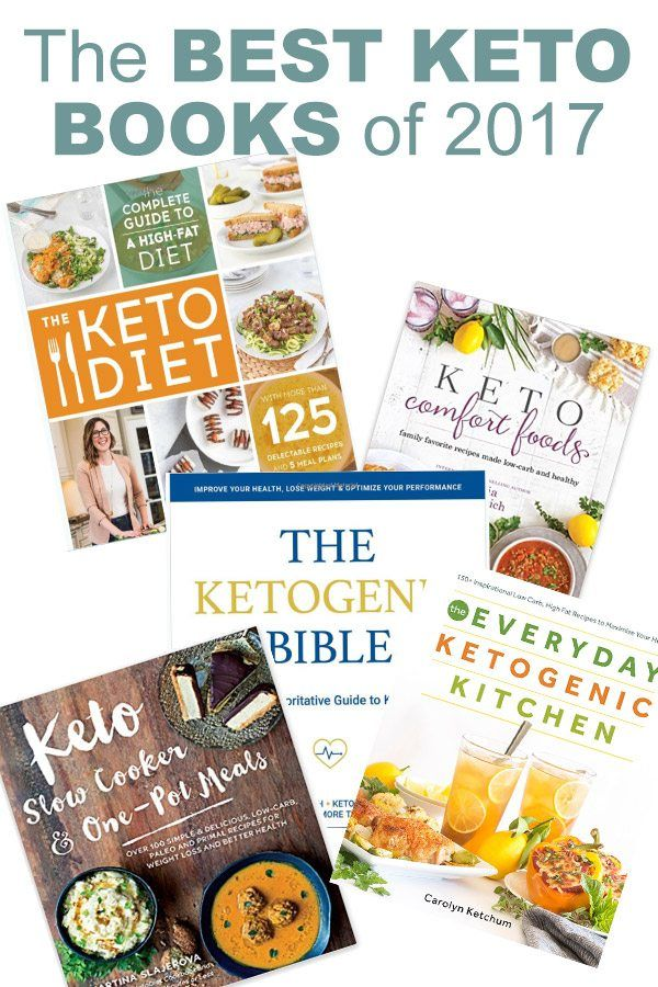 List Of The Top 10 Ketogenic Diet Books Of The Year And A Great