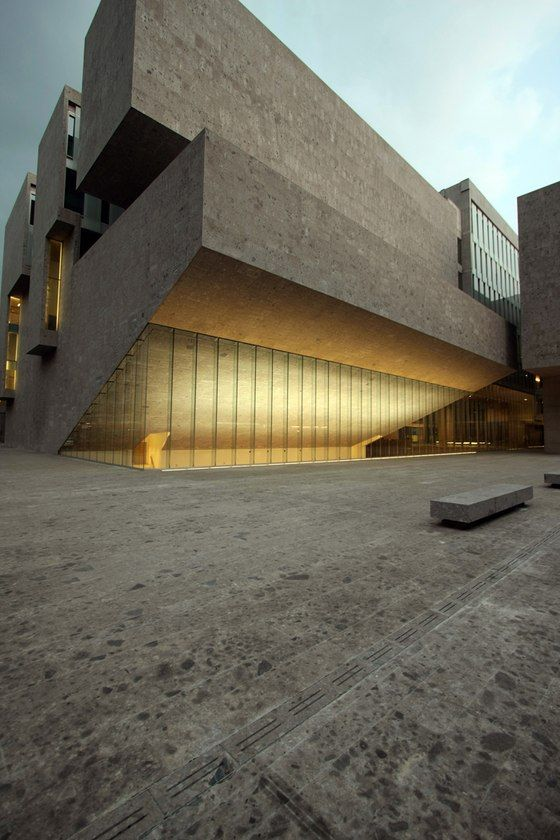 Universita Luigi Bocconi School of Economics, Milan, 2008 - Grafton Architects (C) Paolo Tonato, Guido Antonelli
