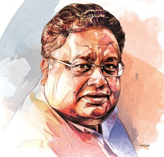 In a 5 or 10-year horizon I am as bullish as ever Rakesh Jhunjhunwala - Economic Times #757LiveIN
