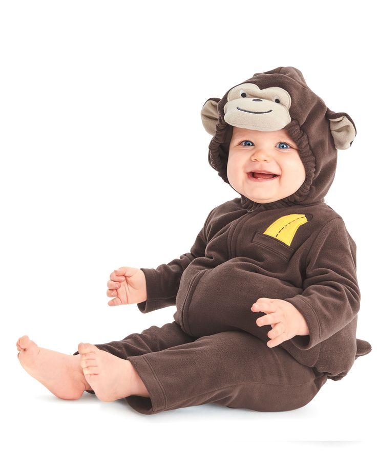 Baby Boy Little Monkey Halloween Costume | Carters.com