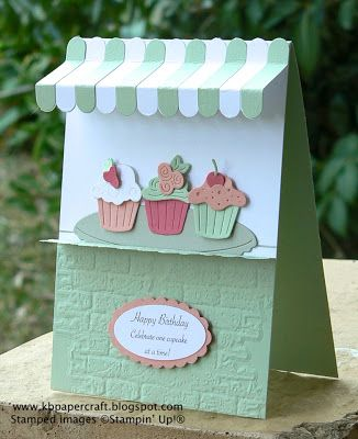 Oh my, this is so cute! Going to have to try to CASE this one! KB Papercraft: Tea Party Time!