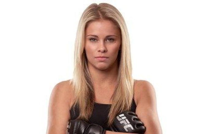 UFC Women's Strawweight fighter Paige VanZant discusses her path to mixed martial arts and her interests outside of the Octagon.